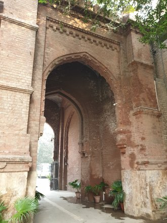 Arch Gate NCA
