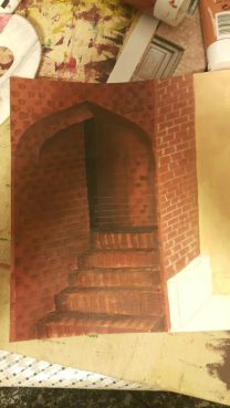 Arch in Acrylic