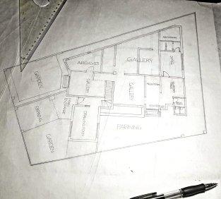 House Hand Draft